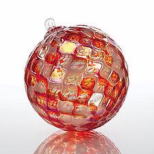 Monte Carlo by Paul Lockwood (Art Glass Ornament)