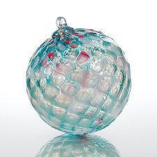Callista by Paul Lockwood (Art Glass Ornament)