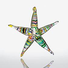 California Calling by Michael Magyar (Art Glass Ornament)