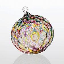 The Magic Hour by Thomas Steinman (Art Glass Ornament)