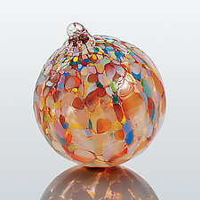 Caprice by Elias Studios (Art Glass Ornament)