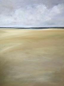 Bare Flat by Karen Crocker (Oil Painting)