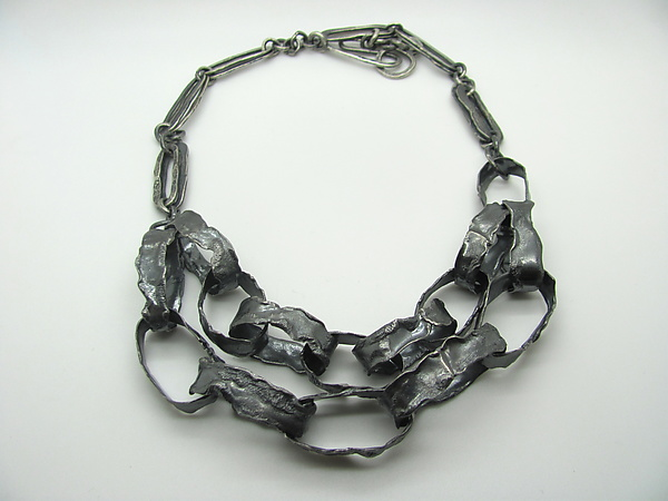 Volcanic Chain Necklace