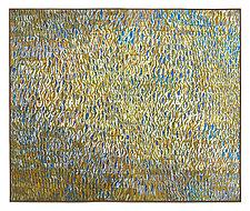 Striations # 1 by Tim Harding (Fiber Wall Art)