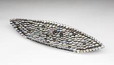 Venetians 4 by Denise Bohart Brown (Art Glass Sculpture)