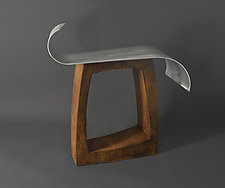 Swoop by Jeffrey Brown (Metal Console Table)