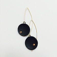 Spark Earrings by Syra Gomez (Ceramic Earrings)