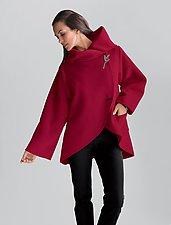 Fleece Rim Jacket by Lynn Mizono (Fleece Jacket)