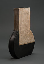 Tall by Loren Yagoda (Ceramic Sculpture)