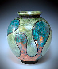 Conversation Piece by Tom Neugebauer (Ceramic Vase)