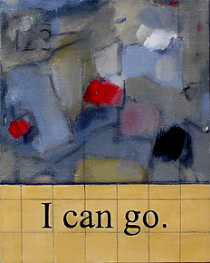 I Can Go by Diane Walker-Gladney (Acrylic Painting)