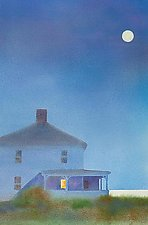 Midsummer Moon III by Suzanne Siegel (Pigment Print)