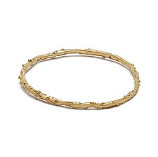Bronze Caviar Bangle by Julie Cohn (Bronze Bracelet)