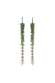 Undina Talora Earrings by Michelle Pajak-Reynolds (Silver & Stone Earrings)