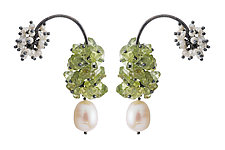 Talulah Earrings by Michelle Pajak-Reynolds (Beaded Earrings)