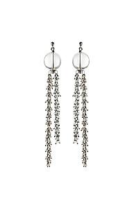 Venus Dangle Earrings by Michelle Pajak-Reynolds (Silver & Stone Earrings)
