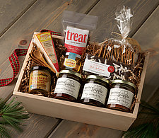 The Artisans' Gift Box by Quince and Apple (Gourmet Gift Box)