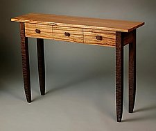 Zed by Kyle Dallman (Wood Console Table)