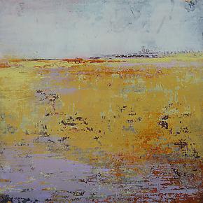 Amalfi Sound by Victoria Primicias (Acrylic Painting)