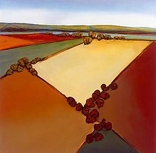 The Plains I by Don Bradshaw (Giclee Print)