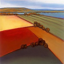 The Plains II by Don Bradshaw (Giclee Print)