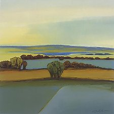 Cool Morning 2 by Don Bradshaw (Giclee Print)
