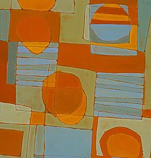 Sidestep 8 by Linda LaFontsee (Giclee Print)