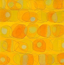 Abstract 1 by Linda LaFontsee (Giclee Print)