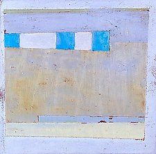 Fence by Linda LaFontsee (Giclee Print)