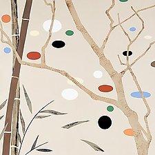 Zen Tropics 1 by Mary Calkins (Giclee Print)