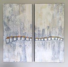 Horizon's Backbone by Sarinda Jones (Acrylic Painting)