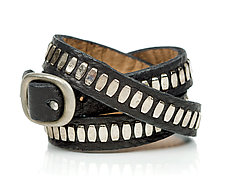 Nita Cuff by Calleen Cordero (Leather Bracelet)