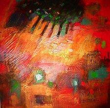Sunstruck by Joan Skogsberg Sanders (Acrylic Painting)