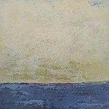 Dijon Skies by Victoria Primicias (Acrylic Painting)