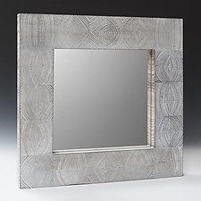 Beyond Burnt Mirror by Douglas W. Jones and Kim Kulow-Jones (Wood Mirror)