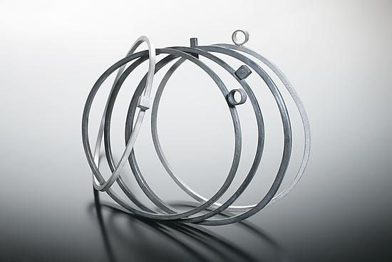 """Bangles with Circles and Squares"""