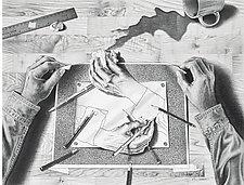 Helping Hand by Robin Lauersdorf (Giclee Print)