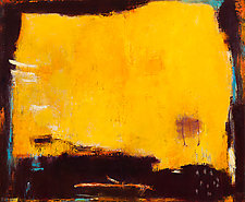 All About Yellow by Lela Kay (Oil Painting)
