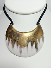 Aura Pendant Necklace by Syra Gomez (Ceramic Necklace)