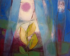 When All Is New #2 by Heidi Daub (Acrylic Painting)