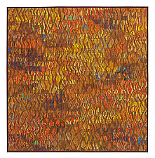 Naranja # 2 by Tim Harding (Fiber Wall Hanging)