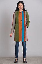 Capatto Coat by Maliparmi  (Woven Jacket)