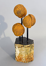 Miniature #4 by Jan Hoy (Ceramic Sculpture)
