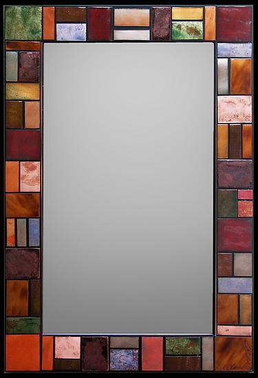 Geometric Metallic Mirror