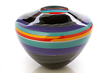 Rhapsody by Benjamin Silver (Art Glass Vase)