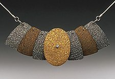 Janvi Necklace by Louise Fischer Cozzi (Polymer Necklace)