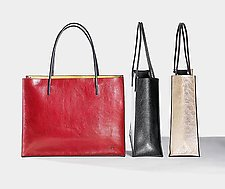 Yoshi Bag by Jutta Neumann  (Leather Tote)