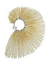 Helios Bracelet by Michelle Pajak-Reynolds (Silver & Bead Bracelet)