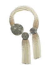 Nimbus Necklace by Michelle Pajak-Reynolds (Silver & Stone Necklace)