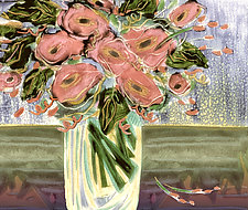 Vintage Blooms by Penny Feder (Giclee Print)